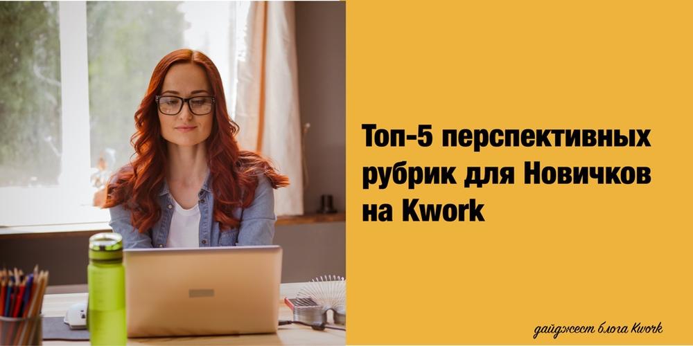 Как заработать на Kwork новичку