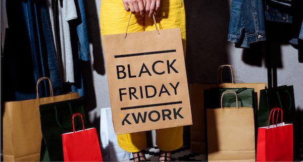 Черная Пятница на Kwork
